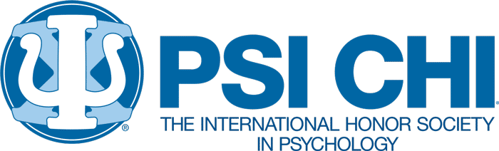 PSI CHI, The International Honor Society in Psychology logo